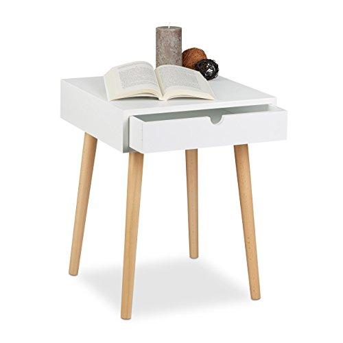 Nachttisch retro - Table de chevet style scandinave ...