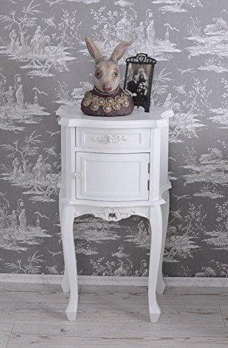 nachttisch shabby chic. Black Bedroom Furniture Sets. Home Design Ideas