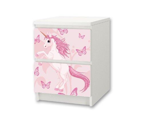 ... Ikea : Aufkleber f?r kinderzimmer kommode nachttisch malm von ikea ns