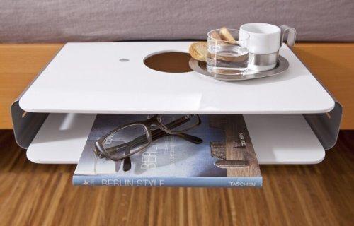 nachttisch zum einh ngen. Black Bedroom Furniture Sets. Home Design Ideas
