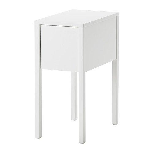 nachttisch malm von ikea. Black Bedroom Furniture Sets. Home Design Ideas